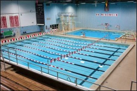 Midwest pool supply University of wisconsin swimming pool